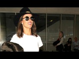 Alessandra Ambrosio Chats With Fans