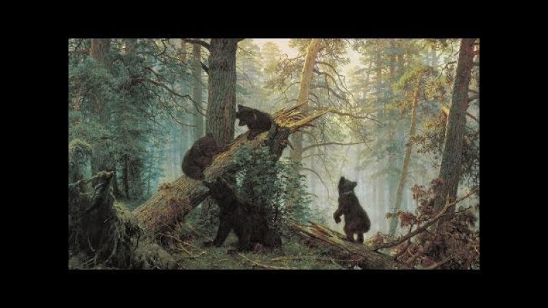 Развивающие мультфильмы Совы - Художник Иван Шишкин - Всемирная картинная галерея