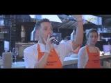 Trattoria Siciliana Гастрономическая Школа Nino Graziano Мастер классы от лучших шеф поваров рез