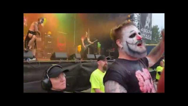 SKITARG Släck ett ljus Live at Sweden Rock Festival 2016