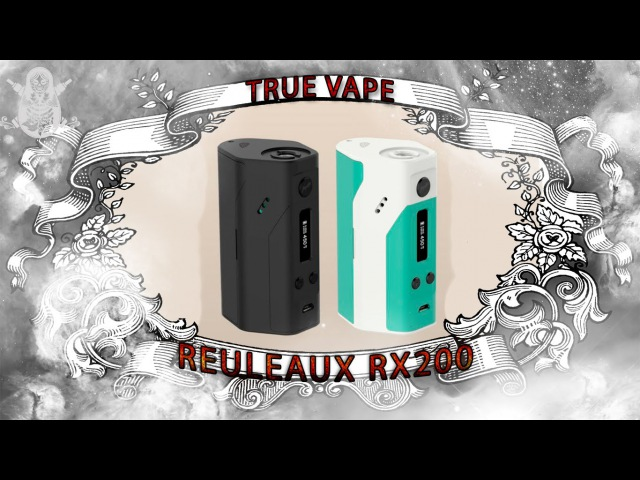 Обзор Wismec Reuleaux RX200 | Идеальный вариант | from cvapor.com