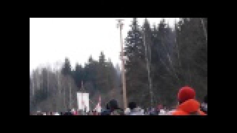 Бакшеевская масленица 2016