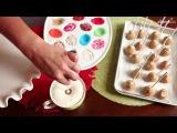 Кейк попс - Шарики из бисквита на палочке (Cake pops) видео-рецепт