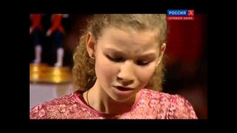 Varvara Kutuzova XVI Щелкунчик 2015 Финал