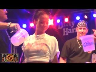 Daytona Bike Week - 2016 -Bikini- Wet T Shirt Contest