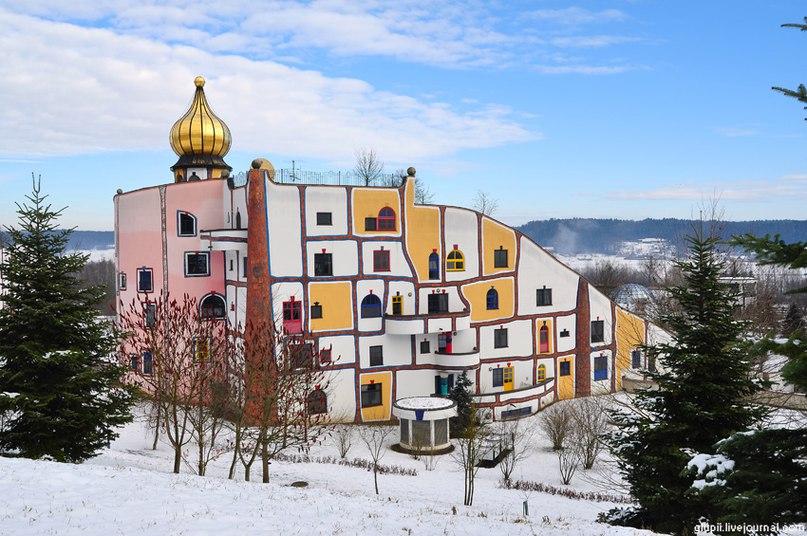 бад блюмау австрия фото