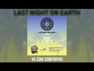 Sasha - The BPM 2016 Festival - Last Night On Earth @ Martina Beach, Mexico (12/01/2016)