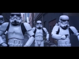 Кинокрейсер - Звездные войны. Танец имперских штурмовиков.