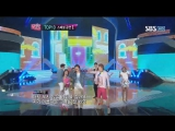 [PRE-DEBUT] SPECIAL STAGE [그녀를 잡아요 + Honey, Honey] @ KPOPSTAR 20120429