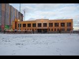 Общеобразовательная школа в Кудрово (Новый Оккервиль). Застройщик ЗАО
