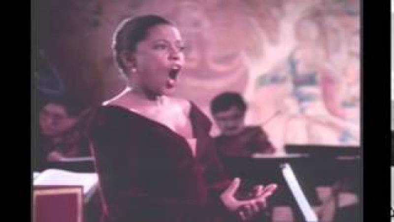 Kathleen Battle Wynton Marsalis, 'Jauchzet Gott in Allen Landen' (J. S. Bach)