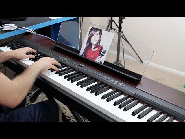 Tedesco - Christina Grimmie - Snow White (Piano Cover Tribute)