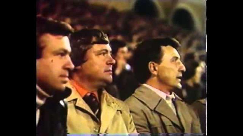 Футбол Динамо Минск 1982 В атаке вся команда