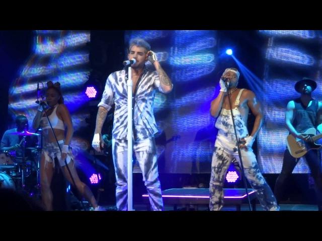 Adam Lambert – Lay Me Down/Shady/Fever – Munich, Germany, 06.05.2016