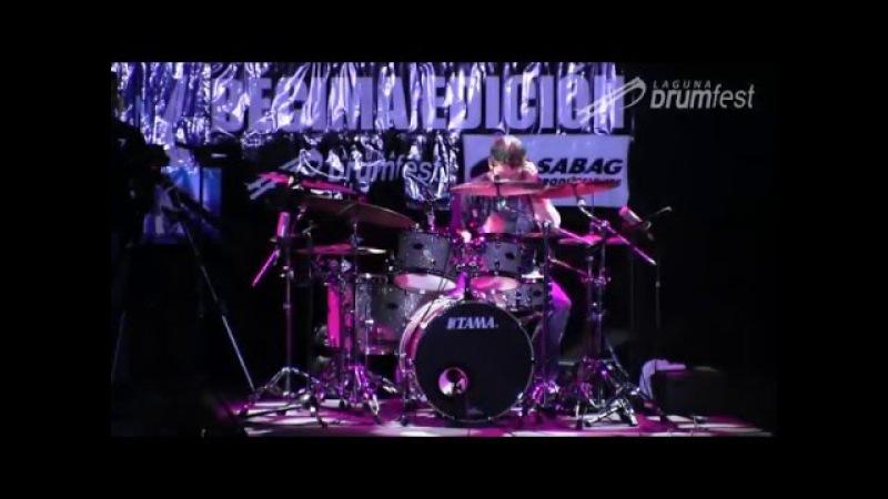 "Laguna Drumfest 2015 -Matt Garstka ""Ka$cade"" – Animals As Leaders"