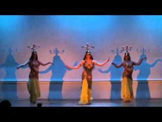 Шоу Belly Dance Любители группы, Группа Show KATRiN dance