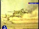 Iranians engage Iraqi T-72