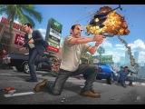 GTA ONLINE #2 Мажор/Школьники убивают
