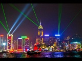 NIHAO #5 Victoria peak and Symphony of the lights