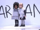 Armani Junior 2011 Fall Winter Fashion Show