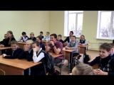 Школа №1 Один день из жизни школьника. МБОУ СОШ #1 НИКОЛЬСК
