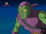Человек-паук (1994). 49 серия. Возвращение Зелёного Гоблина.