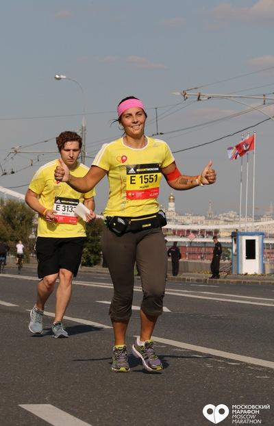 Мария Зебрева