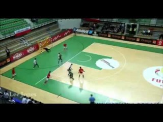 Amazing Goalkeeper Saves - Match Futsal