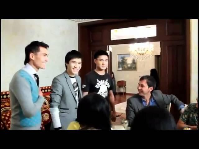 Beibit Korgan - Na na ney Шок Кыздар (Official Clip) На на ней   Նա նա նեյ