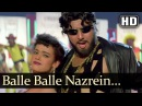 Balle Balle Nazre Tu (HD) - Dulaara Songs - Disco Shanti - Govinda - Karisma Kapoor - Udit Narayan