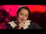 Раяна Асланбекова - Pardonne-moi ce caprice d'enfant Голос Дети 3 2016 Финал