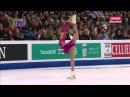 Satoko Miyahara FS 2016 World Championship Boston