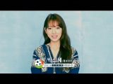 [Video] 2016.06.18 #ParkShinHye message to Hunger strategy 2016 Match for Dream (KFHI) Hungry