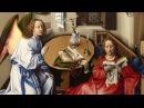 Workshop of Campin Annunciation Triptych Merode Altarpiece