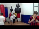 Школа бокса и кикбоксинга Андрея Рябченка (пятнашки руками и ногами)