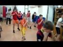Школа бокса и кикбоксинга Андрея Рябченка (разминка 2)