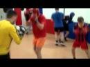 Школа бокса и кикбоксинга Андрея Рябченка (спаринги 2)