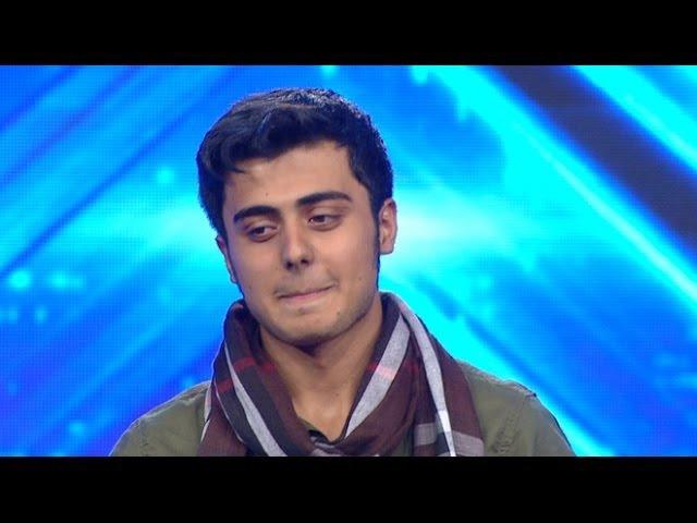 Atakan Yıldırım - Penceresiz Kaldım Anne - X Factor Star Işığı