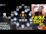 F#KING F#K SH#T B#TCH!! SUPER MARIO MAKER #24