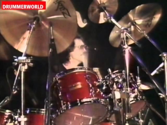 Vinnie Colaiuta: Appearance Zildjian Days - 1984