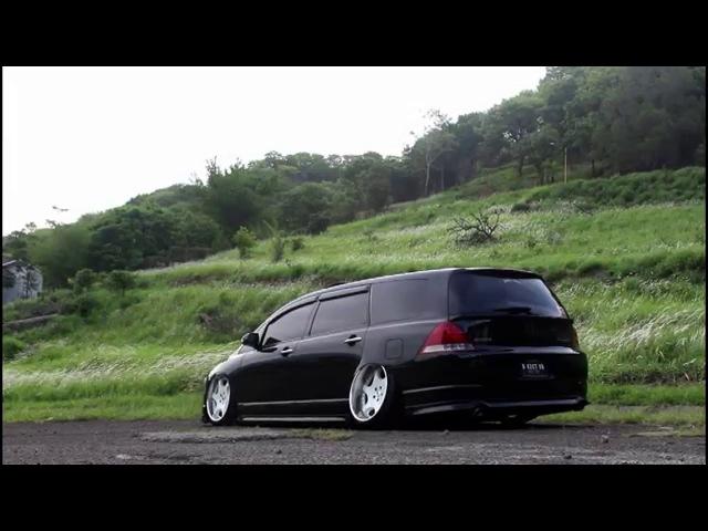 VANkulture Indonesia teaser Honda odyssey rb1 - indrayogashara