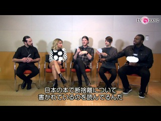 Pentatonix PENTATONIX Plays Japanese Funny Games!