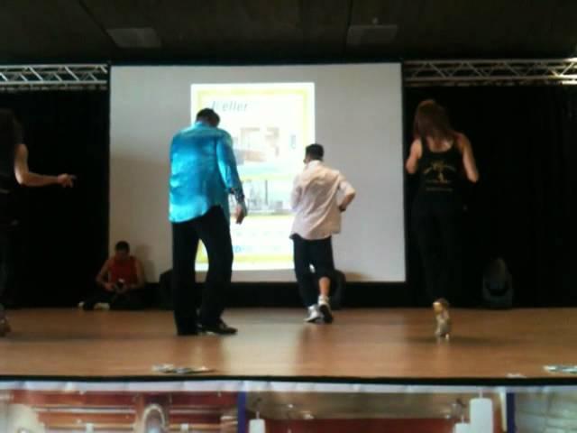 Eddie Torres Johnny Vazquez on 1 on2 - on count @ Salsa Convention St. Gallen 2011