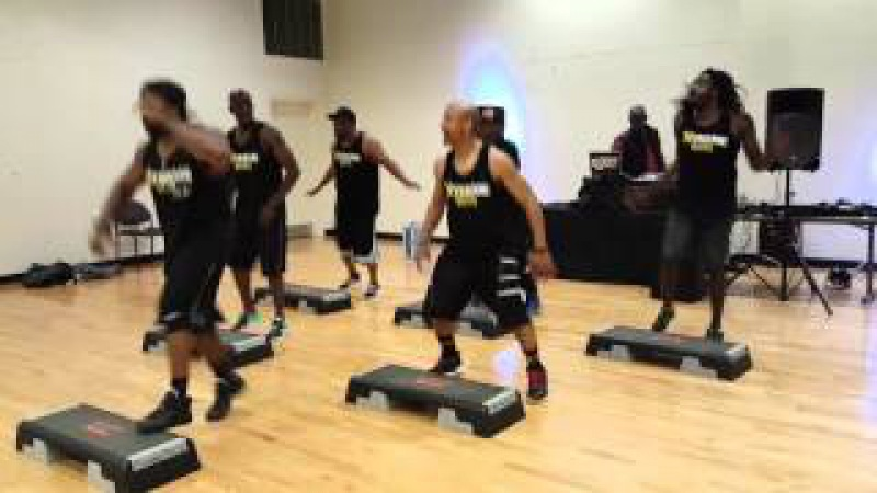 Xtreme Hip Hop with Phil Bet you can't do it