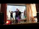 """Песня Натальи Ветлицкой """"Половинки"""", поет Настенька Архипова, наша звездочка! Подтанцовка - парни из СЭЗ 14-9 и Костя!"""