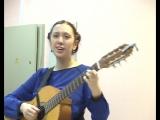 Виктория Кныш  - Катюша (М. Блантер , М. Исаковский )