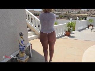 Chubby Girl Manky Mischief - Plus Size - Curvy , Big Booty , Nice Ass , Big Ass Blond