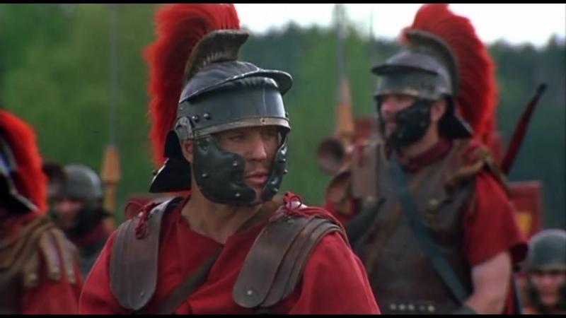 Аттила-завоеватель (2001). Битва войск Аттилы и Аэция с войском короля вестготов Теодориха