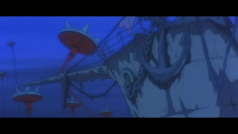 Sora Tobu Yuurei Sen Летающий Корабль Призрак Озвучка