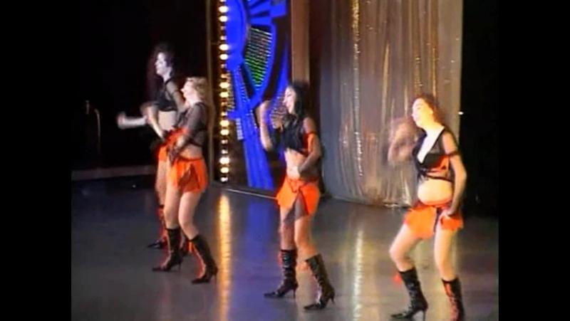 Е. Рамазанова - Танец Джинна